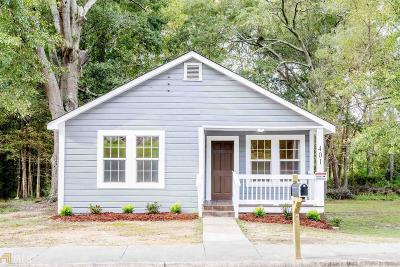 Carrollton Single Family Home For Sale: 401 Adamson Ave