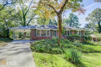 Clarkston Single Family Home Under Contract: 1099 Clydedale Dr