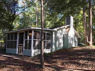 Buckhead, Eatonton, Milledgeville Single Family Home Under Contract: 120 Bobcat Trl