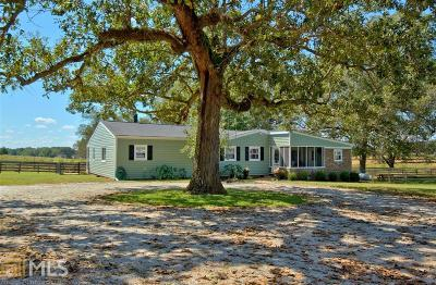 Senoia Single Family Home For Sale: 1000 Rock House Rd