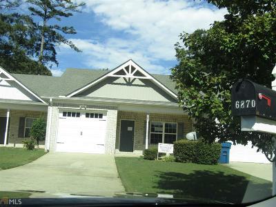 Riverdale Condo/Townhouse Under Contract: 6870 Tara Oaks