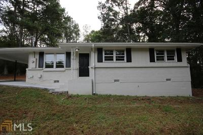 Dacula Single Family Home For Sale: 2362 Stanley Rd
