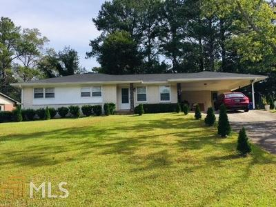 Clarkston Single Family Home Under Contract: 1019 Texel Ln