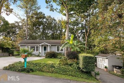 Smyrna Single Family Home For Sale: 1992 Westwood Rd