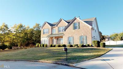 Conyers Single Family Home Under Contract: 1613 Brolington Ct