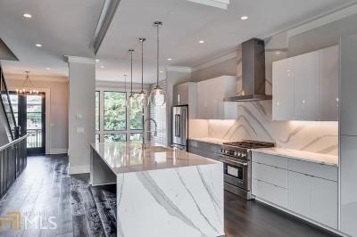 Brookhaven Condo/Townhouse For Sale: 2528 Appleden Pl #9