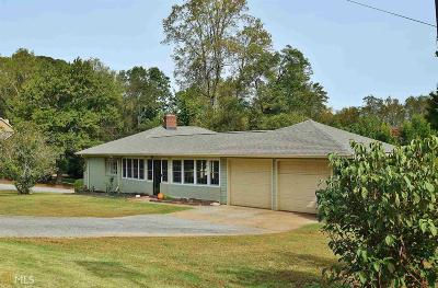 Gainesville  Single Family Home For Sale: 772 Summerfield Ter