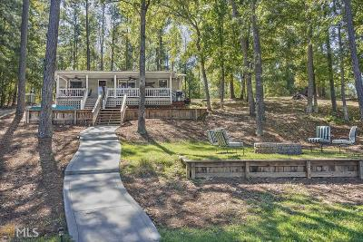 Milledgeville, Sparta, Eatonton Single Family Home For Sale: 112 Beasley Point
