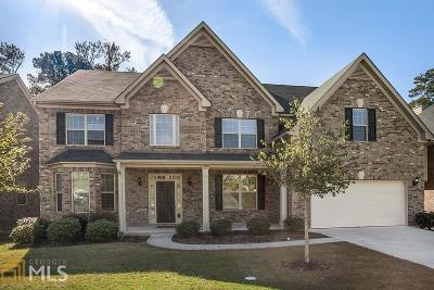 Snellville Single Family Home Under Contract: 3289 Tuscan Ridge Dr