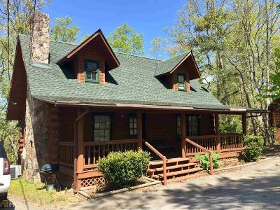 Harris County Single Family Home For Sale: 2295 Hines Gap Rd