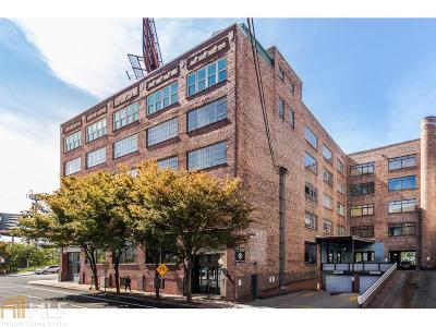 Giant Lofts Condo/Townhouse Under Contract: 426 Marietta St #207