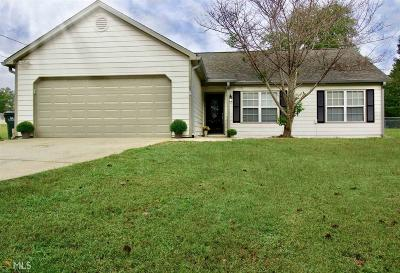 Senoia Single Family Home Under Contract: 1102 Highway 85