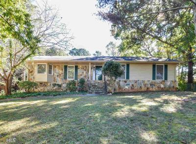 Dacula Single Family Home For Sale: 496 Tecca Ct