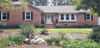 Newnan Single Family Home For Sale: 12 Woodland Trl