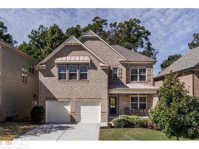 Suwanee Single Family Home For Sale: 1747 Baxley Pine Trce
