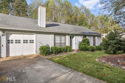 Sugar Hill Single Family Home For Sale: 5190 Sugar Crest Dr