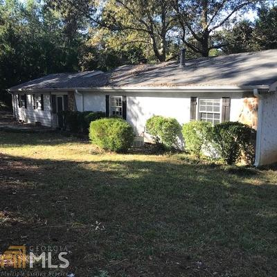 Conyers Single Family Home For Sale: 2350 Paradise Cir