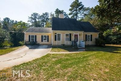 Lithonia Single Family Home For Sale: 1421 Bentley Woods Ln