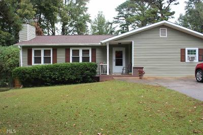 Stone Mountain Single Family Home For Sale: 5424 Rockmoor Dr
