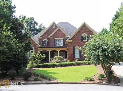 Alpharetta Single Family Home For Sale: 695 St Regis Ln