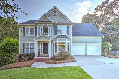 Dacula Single Family Home Under Contract: 3044 Mill Grove Ter