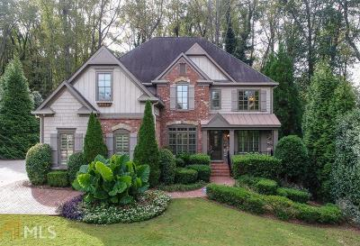 Brookhaven Single Family Home For Sale: 1845 Remington Rd