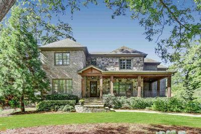 Brookhaven Single Family Home For Sale: 2774 Ashford Rd