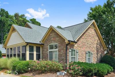 Kennesaw Condo/Townhouse For Sale: 120 Chastain Rd #1807