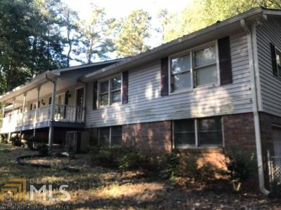 Kennesaw Single Family Home For Sale: 2105 Kennesaw Due West Rd