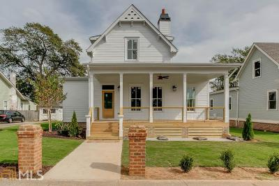 Monroe Single Family Home For Sale: 206 N Midland Ave