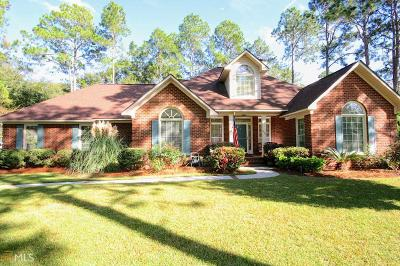 Statesboro Single Family Home For Sale: 200 Princeton Way
