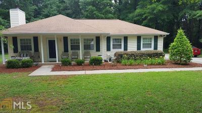 Senoia Single Family Home For Sale: 195 Grindstone Way