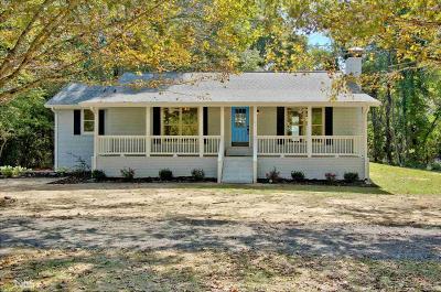 Senoia Single Family Home For Sale: 671 Line Creek Rd