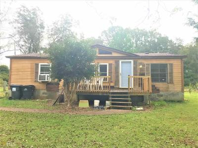 Jackson Single Family Home Under Contract: 105 Lee Maddox Rd