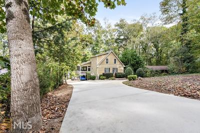 Gainesville Single Family Home Under Contract: 6909 Lakeside Pl