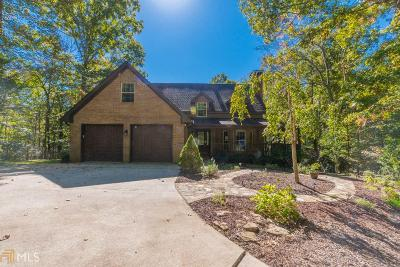 Habersham County Single Family Home For Sale: 240 Trails End Dr