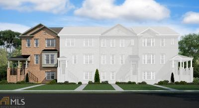 Suwanee Condo/Townhouse Under Contract: 546 Sunset Park Dr