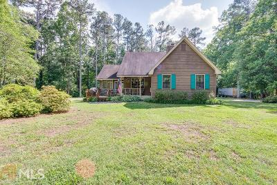 Dacula Single Family Home For Sale: 2855 Cammie Wages Rd