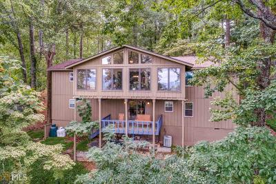 Pickens County Single Family Home For Sale: 493 Starcross Ln