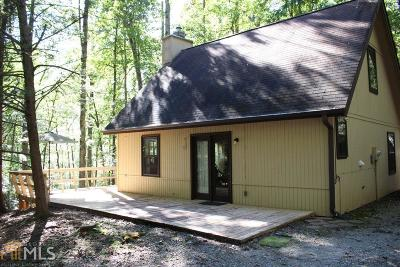 Demorest Single Family Home Under Contract: 729 Whitewater Dr #4
