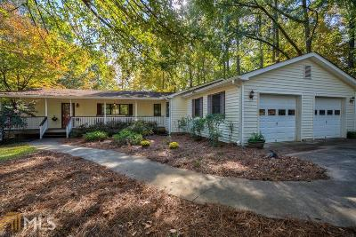 Greene County, Morgan County, Putnam County Single Family Home For Sale: 1010 Carpenter Ln