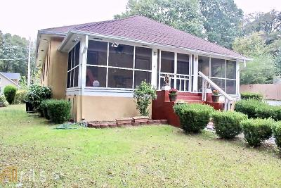 College Park Single Family Home For Sale: 1889 Lyle Ave