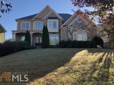 Flowery Branch Single Family Home For Sale: 7346 Lazy Hammock Way