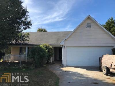 Covington Single Family Home Under Contract: 664 Richards Chapel Rd