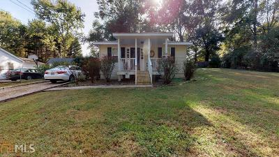 Flowery Branch Single Family Home Under Contract: 3538 Browning