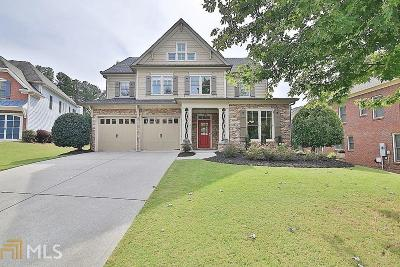 Johns Creek Single Family Home Under Contract: 10547 Brookdale Rd