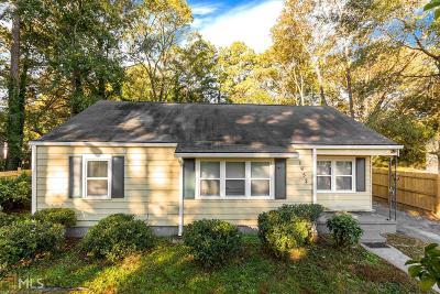 Smyrna Single Family Home For Sale: 1952 Alexander St