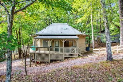 Jasper Single Family Home For Sale: 353 Tamarack Dr