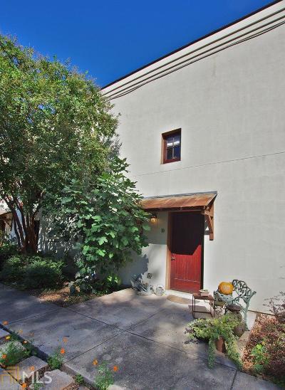 Avondale Estates Condo/Townhouse Under Contract: 2894 Washington St #D