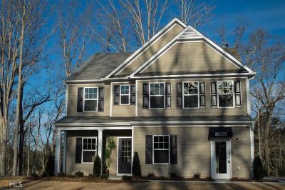Acworth Single Family Home For Sale: 131 Shoals Bridge Rd #65
